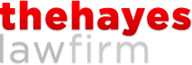 The Hayes Law Firm Logo